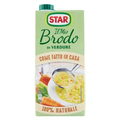 BRODO STAR VERDURE LT.1x6