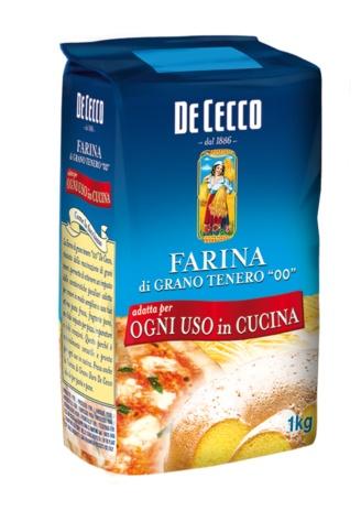 "FARINA DE CECCO  ""OO"" Kg.1x10"