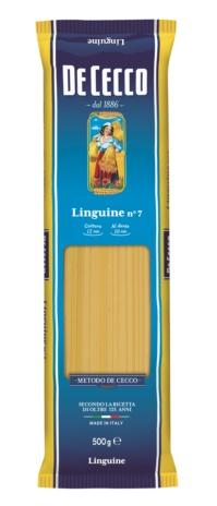 LINGUINE DE CECCO N.7 24x0,500