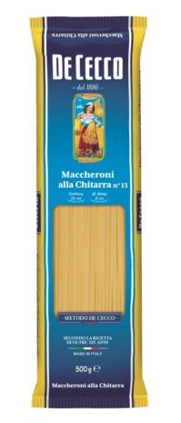 MACCHERONI CHITARRA  24x0,500