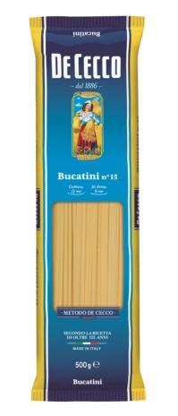 BUCATINI DE CECCO 24x0,500