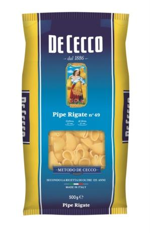 PIPE RIGATE  DE CECCO 24x0,500