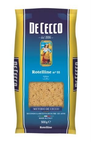 ROTELLINE DE CECCO 24x0,500