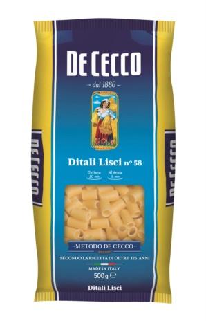 DITALI LISCI DE CECCO 24x0,500