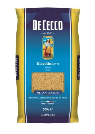 DIAVOLINI DE CECCO  24x0,500