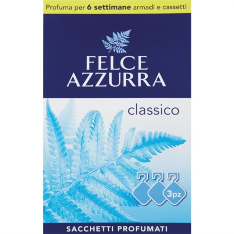 FELCE AZZ. PROFUMA BIANCHERIA CLASSICO (3 SACCHETTI)