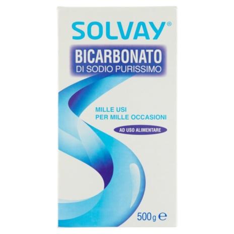 BICARBONATO SOLVAY 20x500gr.