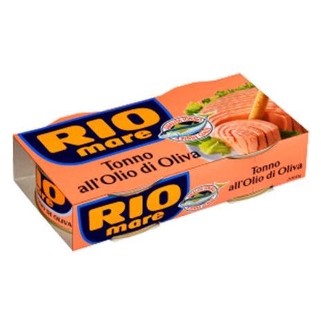 TONNO RIO MARE O.O.GR. (160x2) x 24