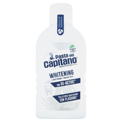 CAPITANO COLLUTORIO OX ACTIVE WHITENING  ML400