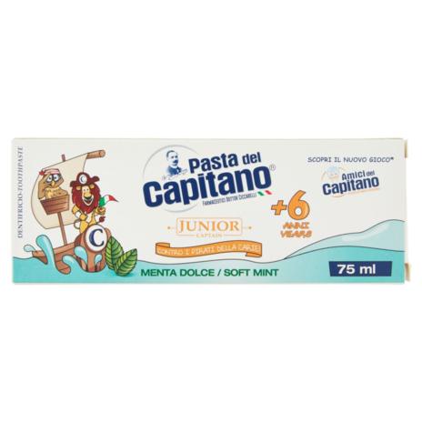 CAPITANO DENTIFRICIO JUNIOR      ML75