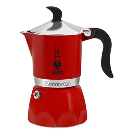 CAFF. FIAMMETTA RED  06x1tz