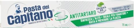 CAPITANO DENTIFRICIO ANTITARTARO ML75