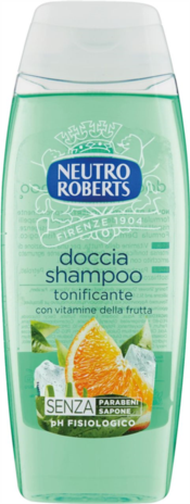 ROBERTS DOCCIA SCHAMPOO  TONIFICANTE  ML.250