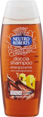 ROBERTS DOCCIA SHAMPHOO  ENERGIZZANTE  ML.250