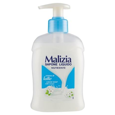 MALIZIA SAPONE LIQUIDO CREMA LATTE ML. 300