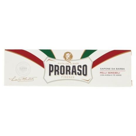 PRORASO SAPONE BARBA BIANCO TUBO  ML.150