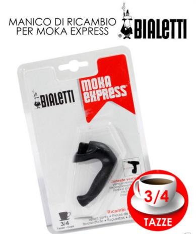 MANICI MOKA EXPR.  3/4 tazze x 12