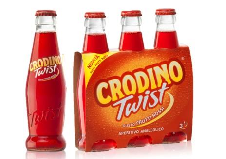 CRODINO TWIST ROSSO 0,175x3x8