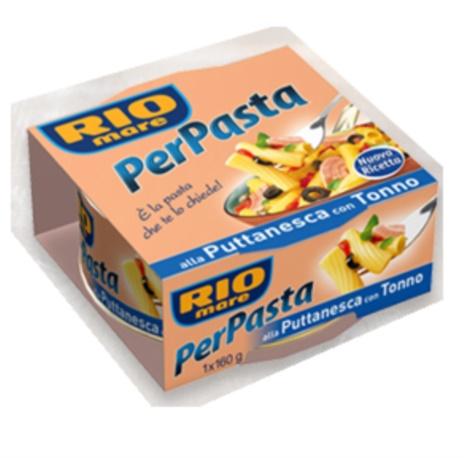 RIO MARE PUTTANESCA 160x2x24