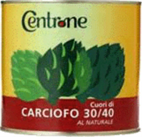CARCIOFI CENTRONE 30/40 06x3