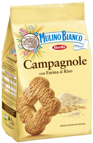 BISCOCREMA PAN DI STELLE 10x0,168