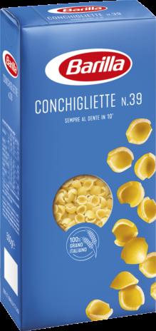 CONCHIGLIETTE BARILLA 24x0,500