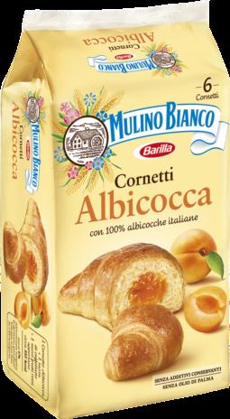 CORNETTI ALBICOCCA M.B. 08x0,300