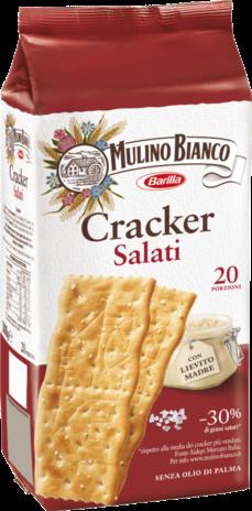 CRACKERS M.B. SALATI 09x0,500