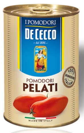 POMODORO PELATI DE CECCO 06x3