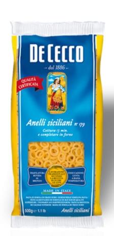 ANELLI SICILIANI  24x0,500