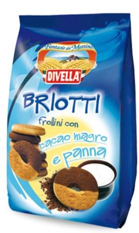 BRIOTTI PANNA E CACAO 18x0,400