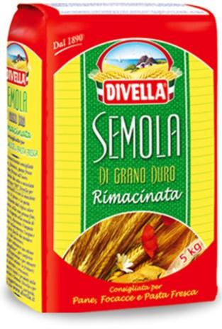 SEMOLA RIMAC.DIVELLA KG.5x3