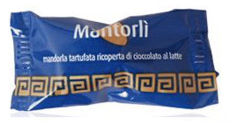 MANTORLI' CIOCCO LATTE 2x0,930