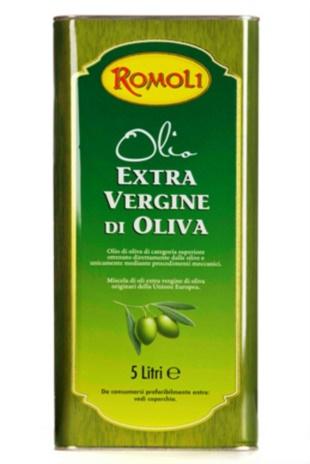 OLIO EXTRAVERG.OLIVA 04x5.000