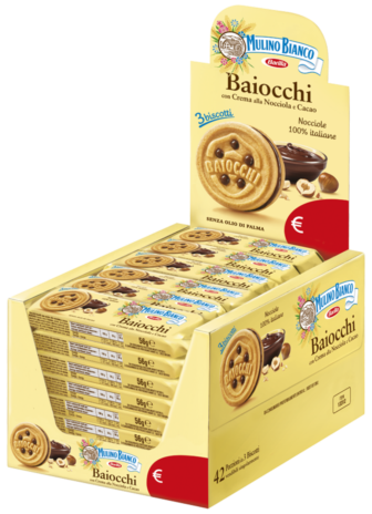 BAIOCCHI EXPO SINGLE PACK 42xGR.28