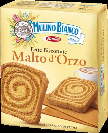 FETTE BISC. LE MALTO D'ORZO 16x0,315