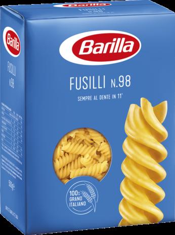 FUSILLI BARILLA N.98 30x0,500