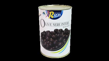 OLIVE NERE INTERE KG.5x3
