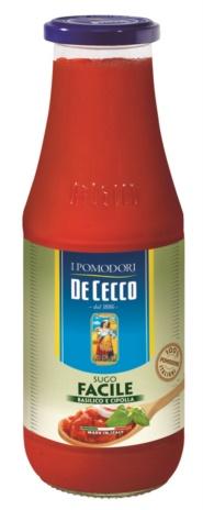 SUGO FACILE DE CECCO 12x0,690