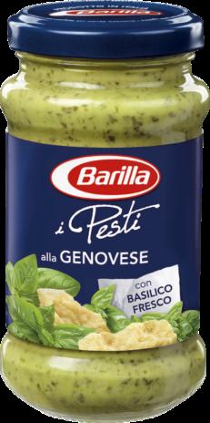 PESTO ALLA GENOVESE 12x0,190