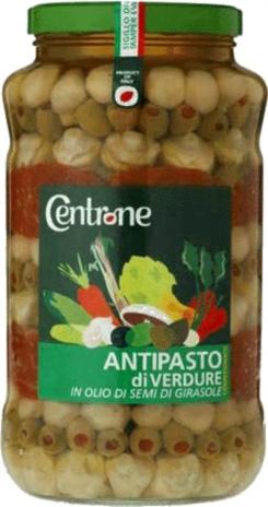ANTIPASTO DI VERDURE  04x3.100