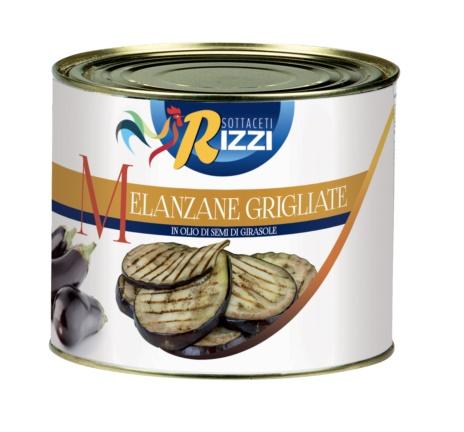 MELANZANE GRIGLIATE 06x1,800