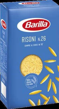 RISONI BARILLA N.26 24x0,500