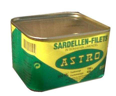 ALICI 4/4 ASTRO SUPER.12x0,700 gr.