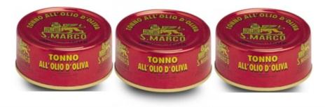 TONNO S.MARCO O.O.GR.80x3x20