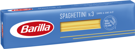 SPAGHETTINI BAR. N.3 35x0,500
