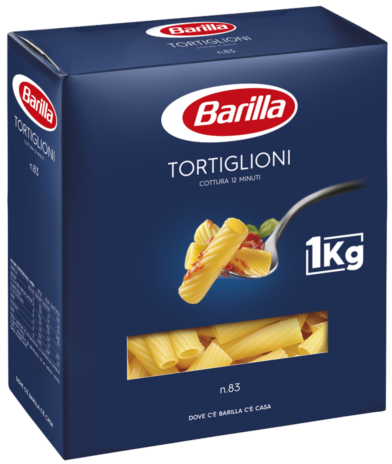 TORTIGLIONI BAR. N.83 Kg.1x15