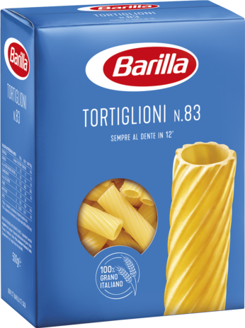 TORTIGLIONI BAR.N.83 30x0,500
