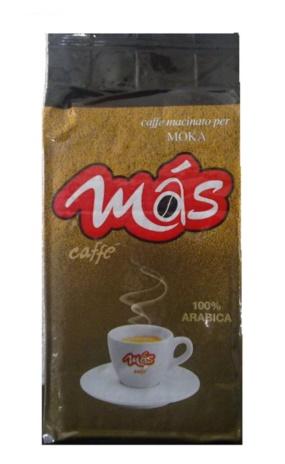 MAS CAFFE' 100%ARABICA 20x0,25