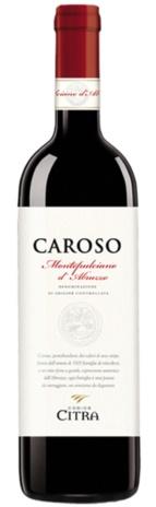 CAROSO CITRA          06x0,750